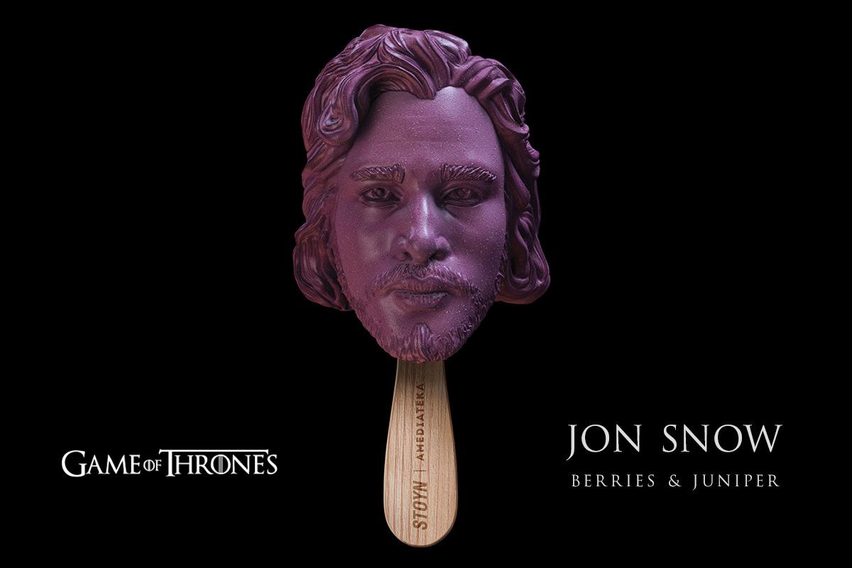 Jon Snow Stoyn